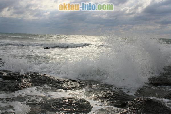 Актауское море в фото