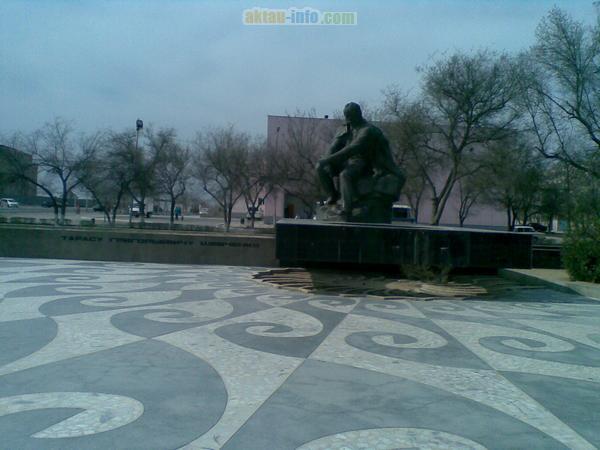 Памятник Шевченко Тарасу Григорьевичу