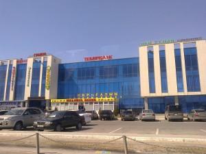 """Торговый центр """"Олжа"""""""