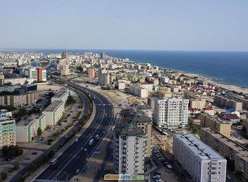 Город у моря - твоя история