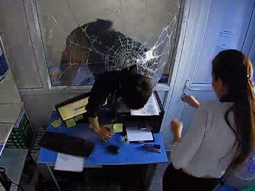 разбойное нападение в Темиртау