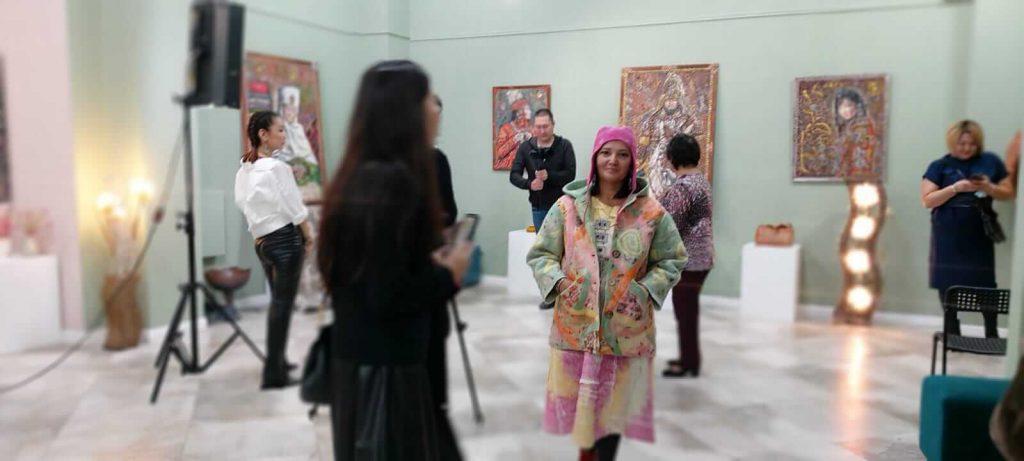 Выставка художников в Нур-Султан aktau-info.com